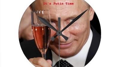 Wir haben die absurdesten Wladimir-Putin-Fanartikel für euch gesucht