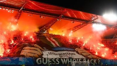 Así es el ejercito ultra del Legia que sembró el caos en Madrid