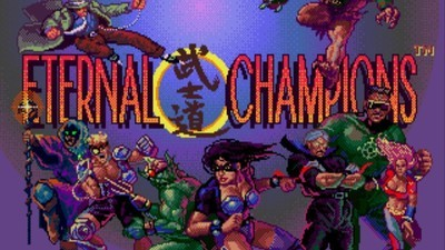 'Eternal Champions' Is the Game That Quenched a Teenage Thirst for Gore