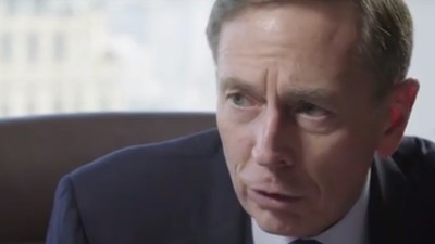 David Petraeus Says ISIS Fighters in Mosul Are 'Dead Men Walking'