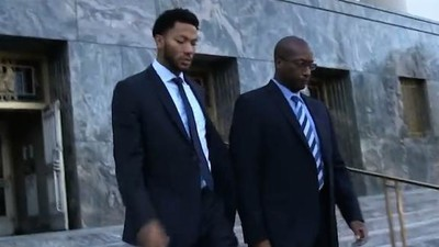 Derrick Rose Found Not Liable in Gang Rape Case