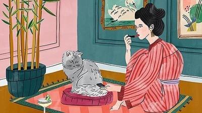 Illustrator van de week: Bodil Jane