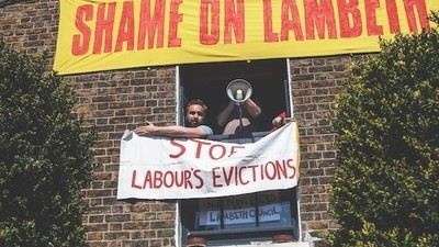 Questions of Unity: Why Labour Activists Can't Stop Council Homes Being Blown Up