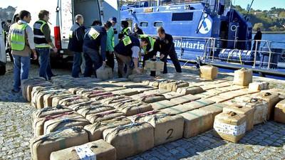 Estos son los nombres prófugos del narcotráfico gallego