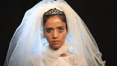 See The World Through The Eyes Of An Afghan Teen Who Raps About Forced Marriages