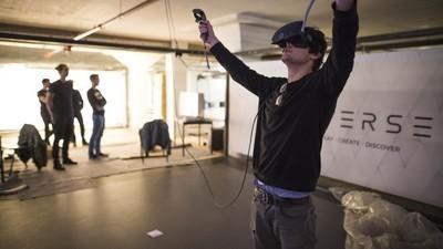 We mochten als eerste kijken bij Enversed, het eerste VR-pretpark van Nederland