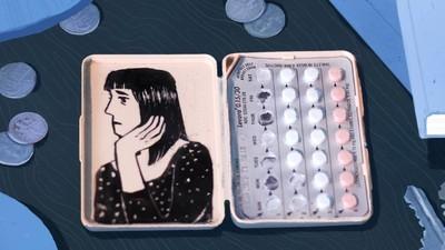 Die Entwicklung der Pille könnte aus einem dystopischen Horrorfilm stammen