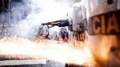 Estado de SP é condenado por violência policial