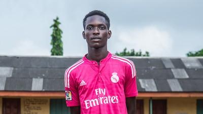 Retratos da obsessão dos nigerianos pelos times de futebol da Europa