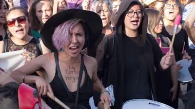 """""""Hay que mantenernos unidas"""": Los rostros de #NiUnaMenos"""
