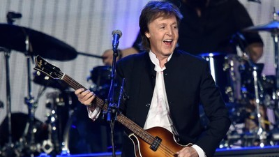 Me, My Mom, and Paul McCartney: From the Iron Curtain to the California Desert