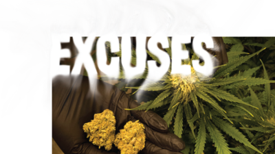 New Documents Reveal Why the FDA Says Marijuana Isn't Medicine