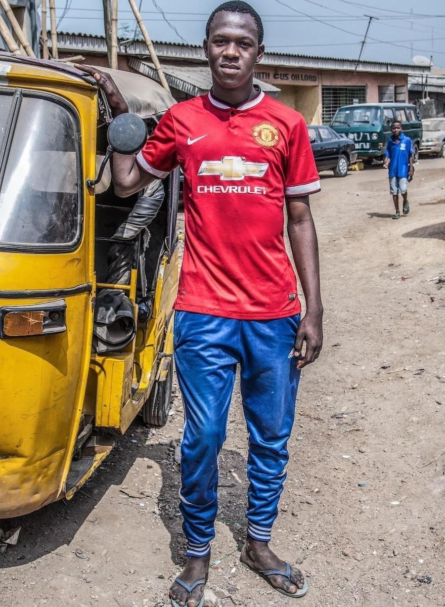A obsessão dos nigerianos pelo futebol europeu