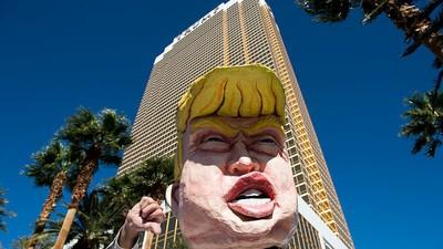 The Doomsday Feeling of Watching the Debate in Las Vegas