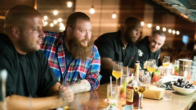 Action Bronson Thinks LA's Food Is Pretty Good