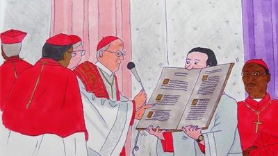 Comment réussir à se faire élire pape