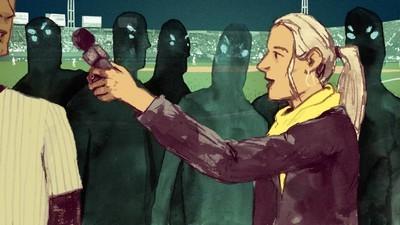 De bedreigingen waar je als vrouwelijke sportjournalist mee te maken krijgt