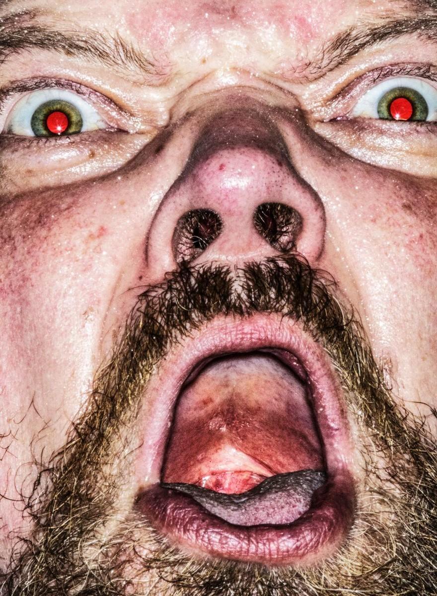 Fotos que capturan perfectamente la brutalidad del black metal noruego