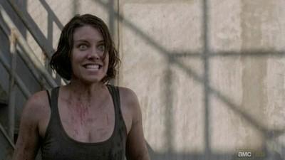 L'anteprima di 'The Walking Dead' ha scatenato un dibattito pro-vita