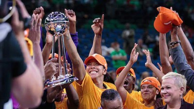 Sparks Beat Lynx for WNBA Title and a New Rivalry Is Born