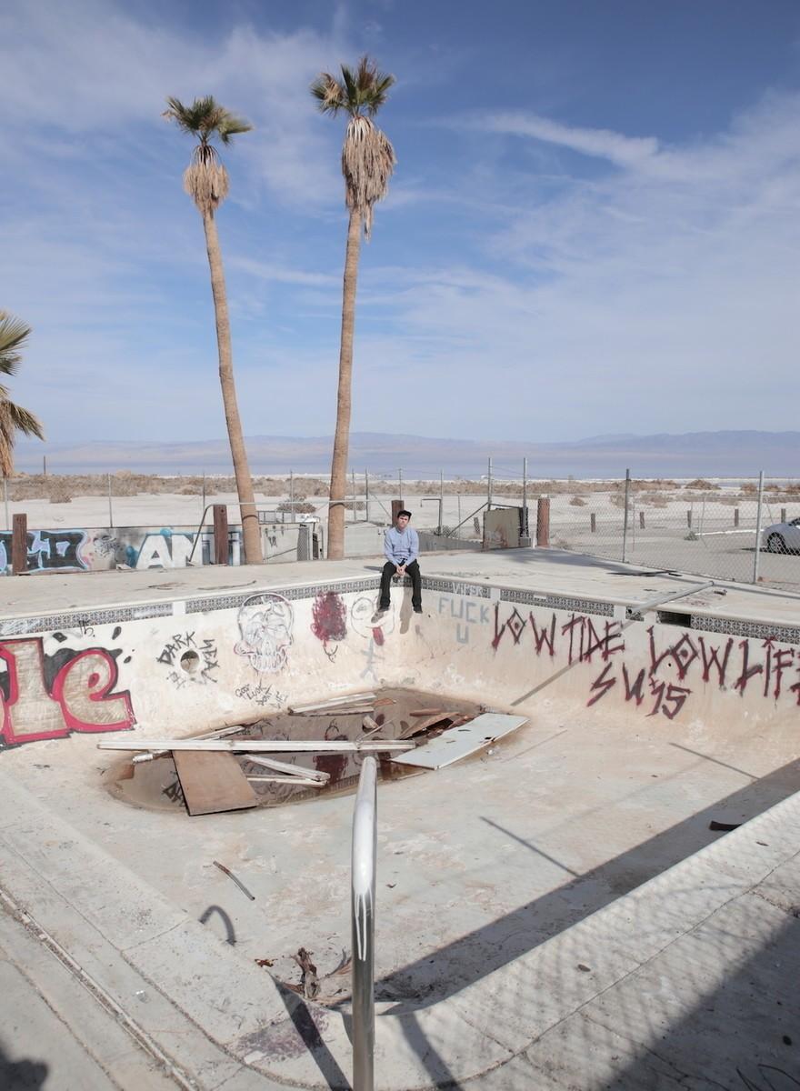 Verlassene Vergnügungsparks, Einkaufszentren und stillgelegte Atomkraftwerke – die Skatespots von 'Abandoned'