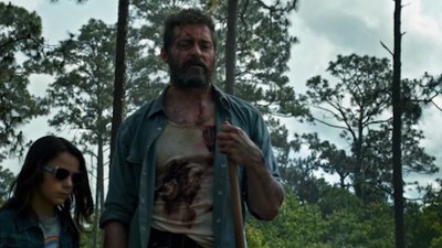 Watch a Sad Hugh Jackman Wheel Around an Elderly Patrick Stewart in the New Wolverine Trailer