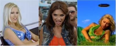 Compendiul fufelor de altă dată: Cristina Rus, Cristina Spătar şi Ana Maria Ferentz