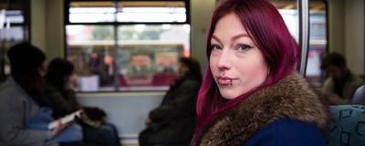 Ich bin 24 Stunden in der Berliner Ringbahn gefahren