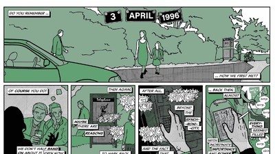 'April '96', a Story of Teenage Friendship and Nostalgia