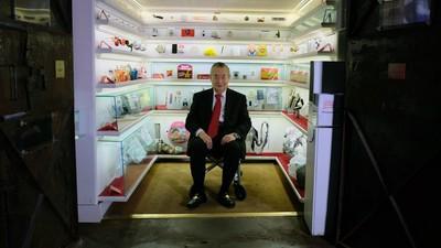 Cum a fost la petrecerea de 88 de ani a celui mai mare inventator din lume