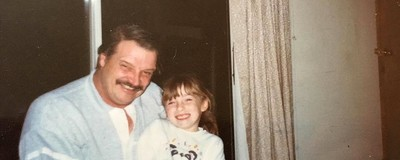 Cómo es crecer con un papá que tiene una enfermedad terminal