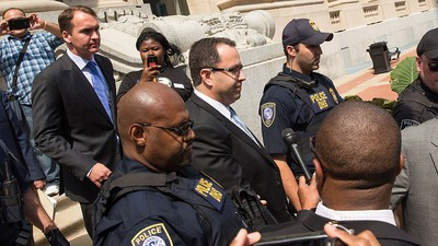 Jared Fogle's Ex-Wife Is Suing Subway for Allegedly Hiding His Pedophelia