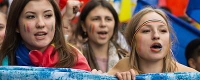 Fotografii cu moldovencele care au luptat pentru unirea cu România pe străzile Bucureștiului