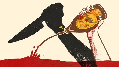 The Gruesome History of Fake Blood in Hollywood
