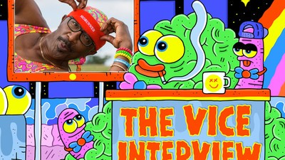 The VICE Interview: Mr Motivator