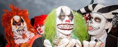 Wir haben mit echten Horror-Clowns gesprochen