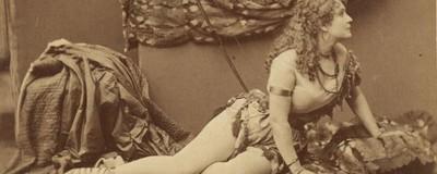 L'Histoire de l'actrice qui a trompé tous ses maris avant de mourir seule à 33 ans