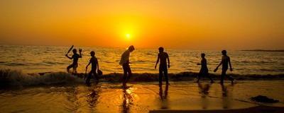 Das Indien-Syndrom: Warum westliche Touristen ihren Verstand auf dem Subkontinent lassen