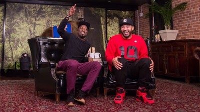Desus & Mero Talk About How DJ Khaled Snapchatted His Child's Birth