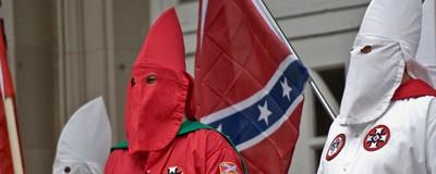 Es gibt vier aktive Gruppen des Ku-Klux-Klans in Deutschland