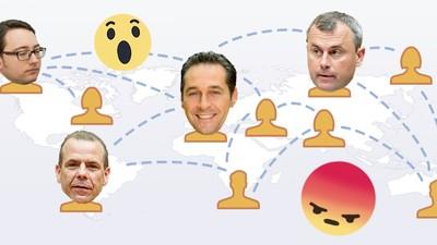Der Erfolg der FPÖ auf Facebook ist gefährlicher als ihr denkt