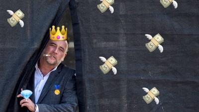 Lutz Bachmann nahm sich Geld aus den Spendenkassen, um seine privaten Ausgaben zu zahlen