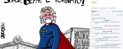 È arrivato il momento di parlare della satira di destra in Italia