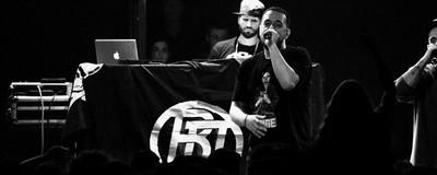 Οι Έλληνες Ράπερ Μέσα από τον «Φακό» του Hip Hop Smile Festival