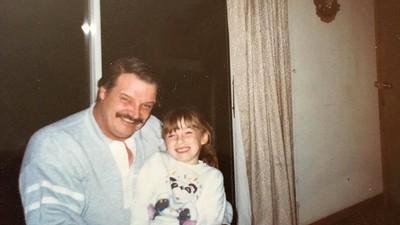 Da min far blev erklæret terminalt syg, blev jeg usynlig
