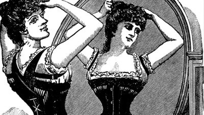 'Alas for the Fat One!': How the Victorians Thought Women Should Look