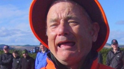 Ist das Bill Murray oder Tom Hanks? Das Internet kommt auf dieses Foto nicht klar