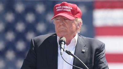 """Trump über Trump: """"Ich analysiere mich ungern selbst, weil mir vielleicht nicht gefällt, was ich sehe"""""""