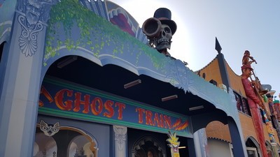 Virtual Reality Is Preserving the Dying Art of Spooky Dark Rides