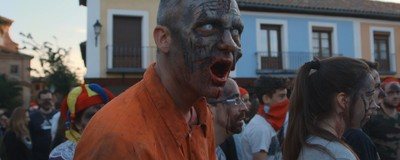 Watch This Spanish Town Transform into a Zombie Apocalypse